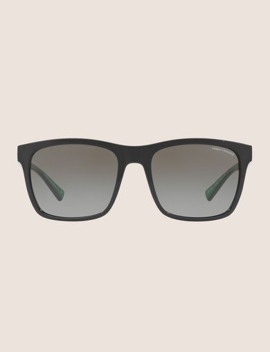 SLEEK COLORBLOCK RETRO SUNGLASSES