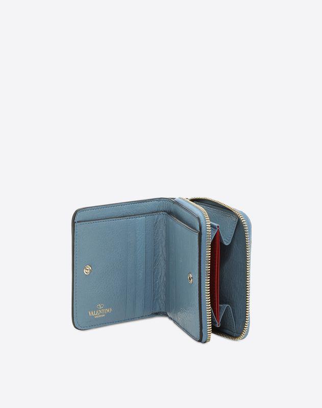 Rockstud Spike Compact 皮夹