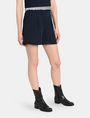ARMANI EXCHANGE PLEATED WAIST DRESS SHORTS Shorts Woman d