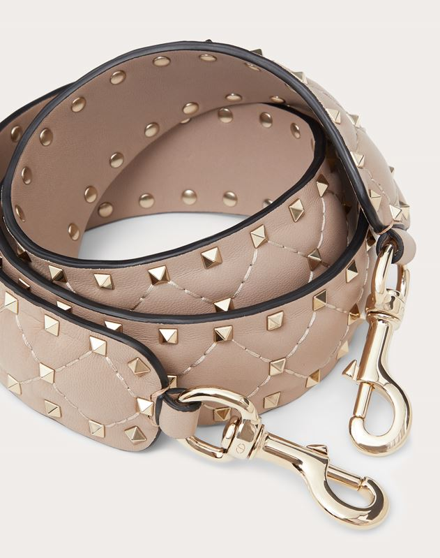 Rockstud Spike Shoulder Strap