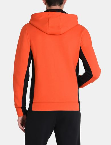 COLORBLOCK SIGNATURE ZIP-UP HOODIE