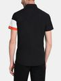 ARMANI EXCHANGE SHORT SLEEVE OFFSET STRIPE SHIRT Kurzärmeliges Hemd Herren r