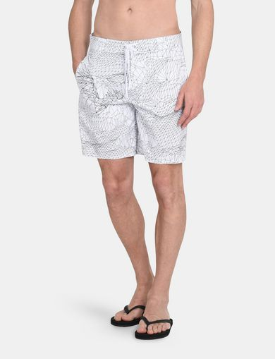 ANGULAR EAGLE SWIM SHORTS