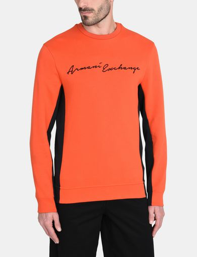 COLORBLOCK SIGNATURE SWEATSHIRT