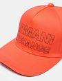 ARMANI EXCHANGE REFRACTED LOGO HAT Hat Man d