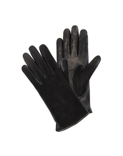 lanvin lambskin gloves women