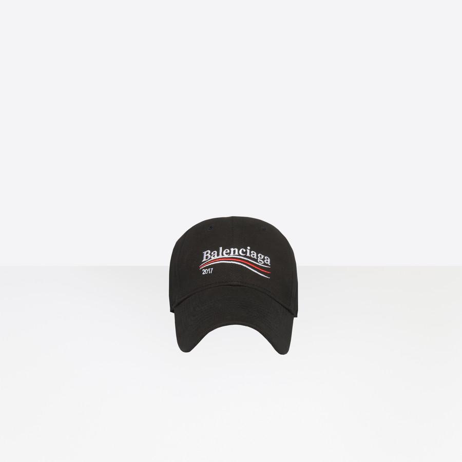 BALENCIAGA Balenciaga 2017 Cap Hat Man f