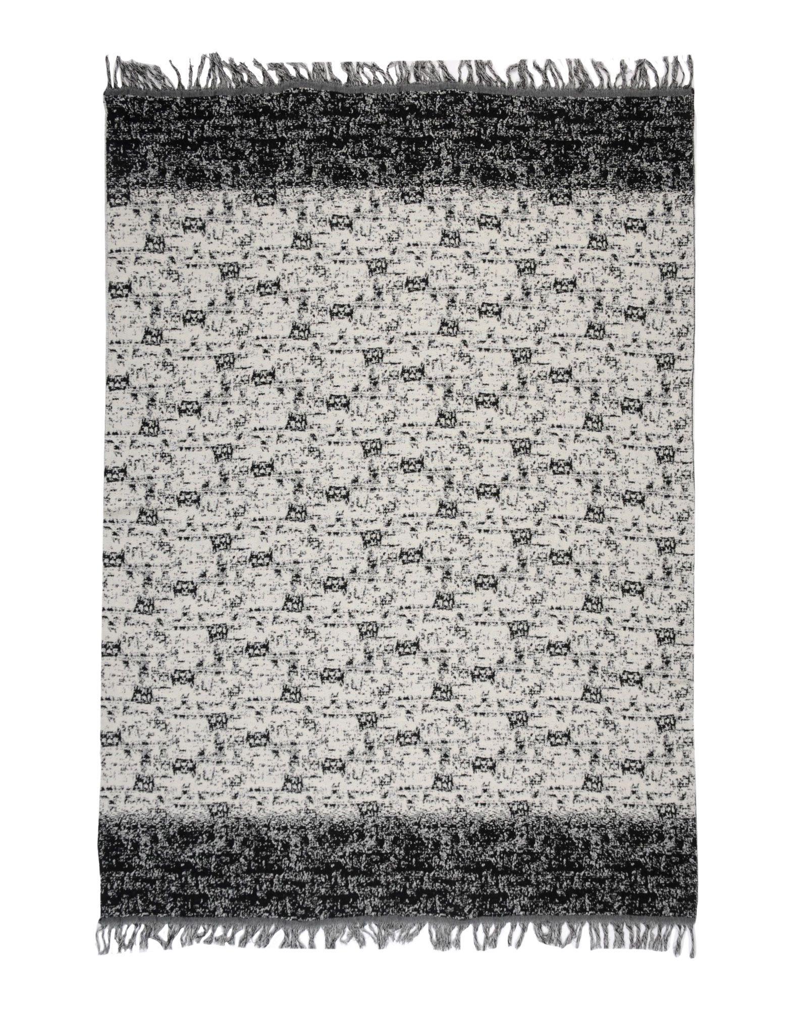 FORME D´EXPRESSION Damen Wolldecke Farbe Schwarz Größe 1