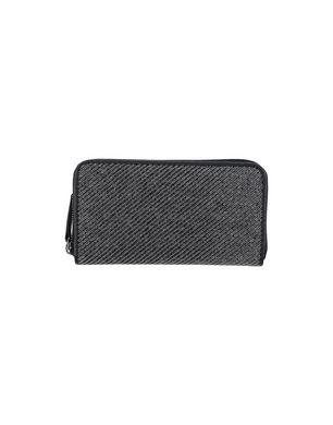 BRUNELLO CUCINELLI Damen Brieftasche Farbe Grau Größe 1 Sale Angebote Terpe