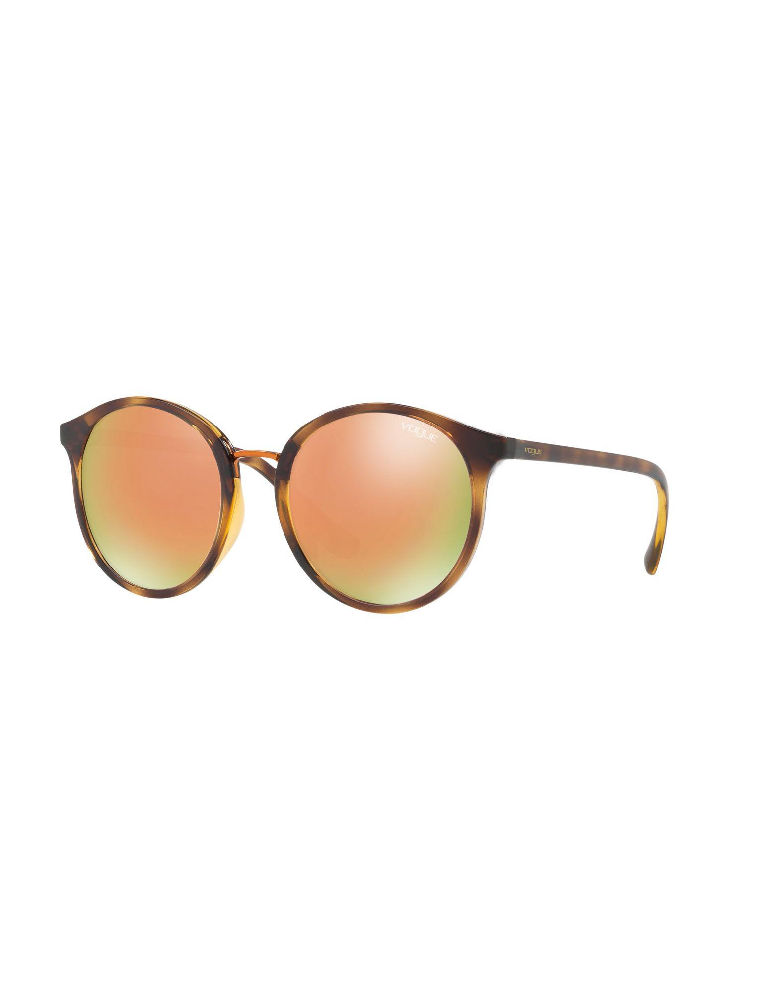 VOGUE Солнечные очки бусы из янтаря солнечные ежики