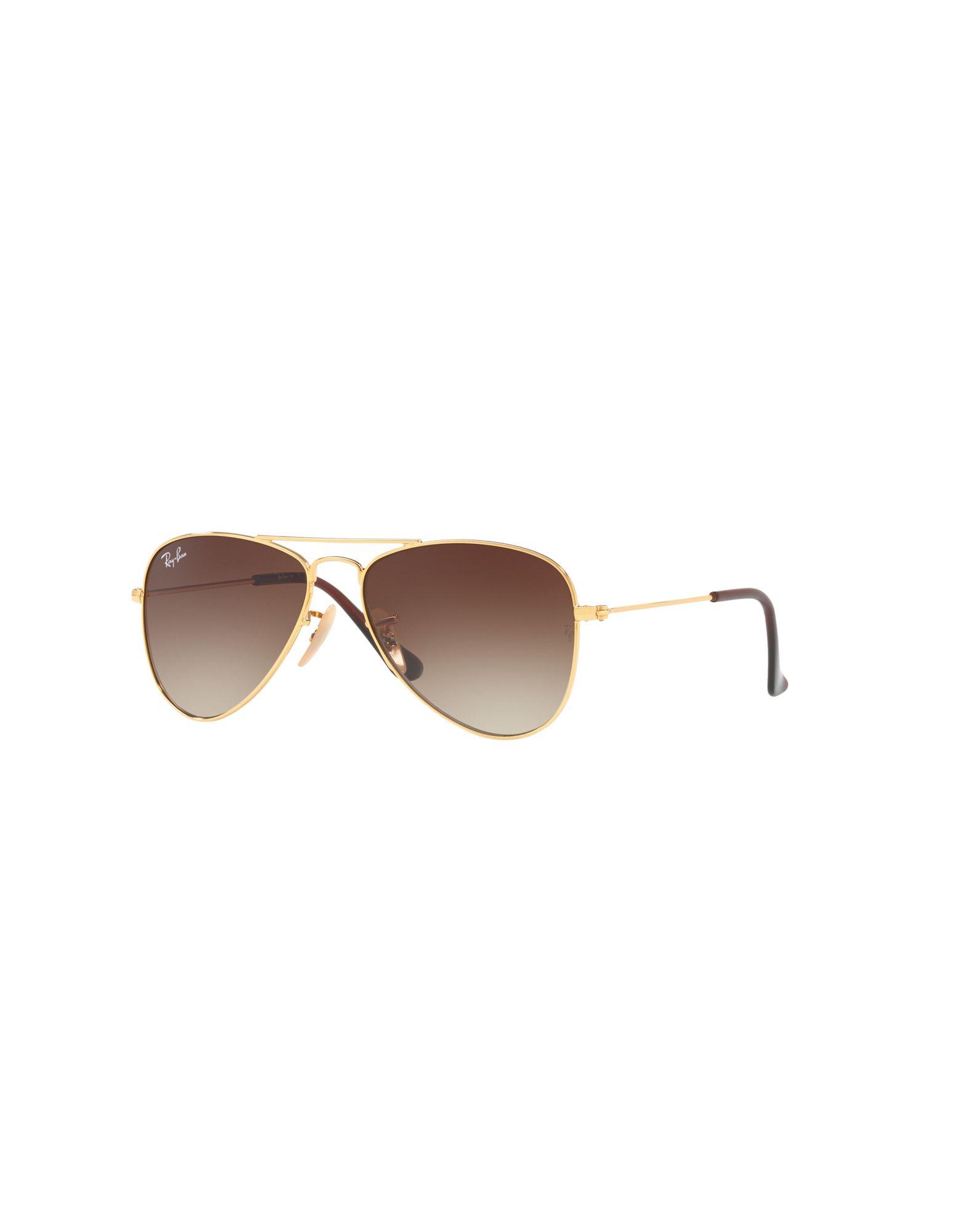 RAY-BAN JUNIOR Солнечные очки солнцезащитные очки ray ban rayban rb3025jm 001 002 146 32