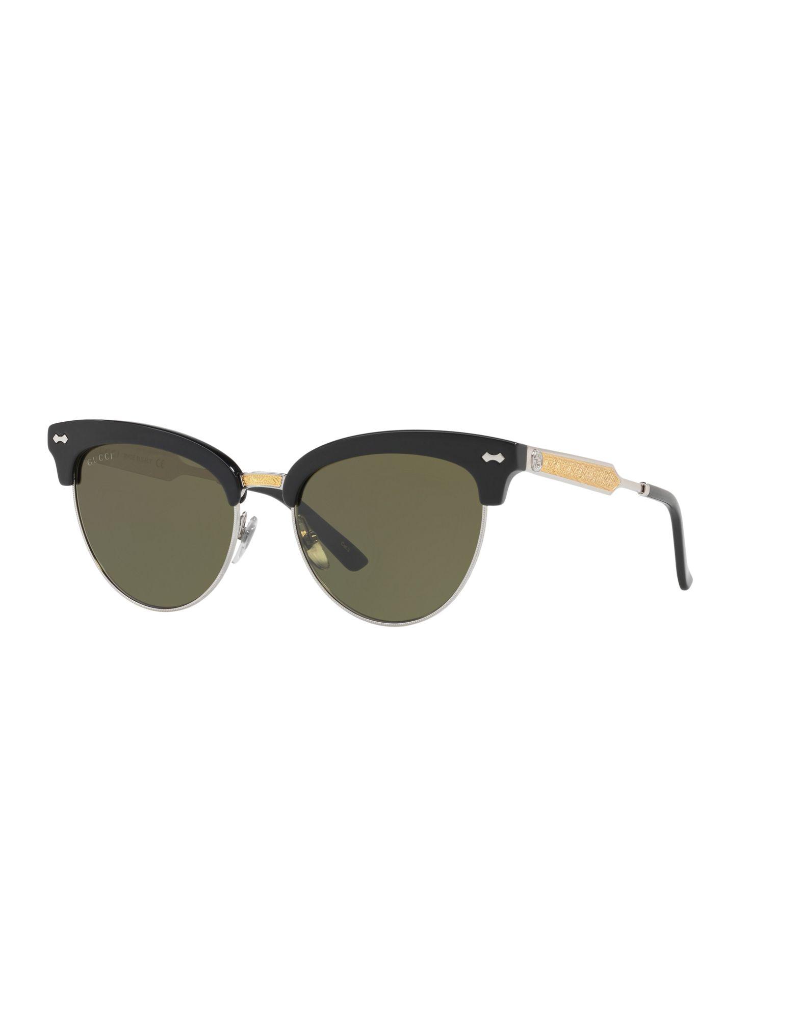 GUCCI Солнечные очки бусы из янтаря солнечные дни