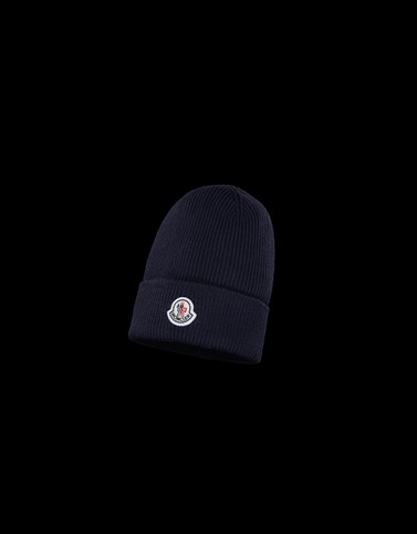 HAT Dark blue Category Hats Man