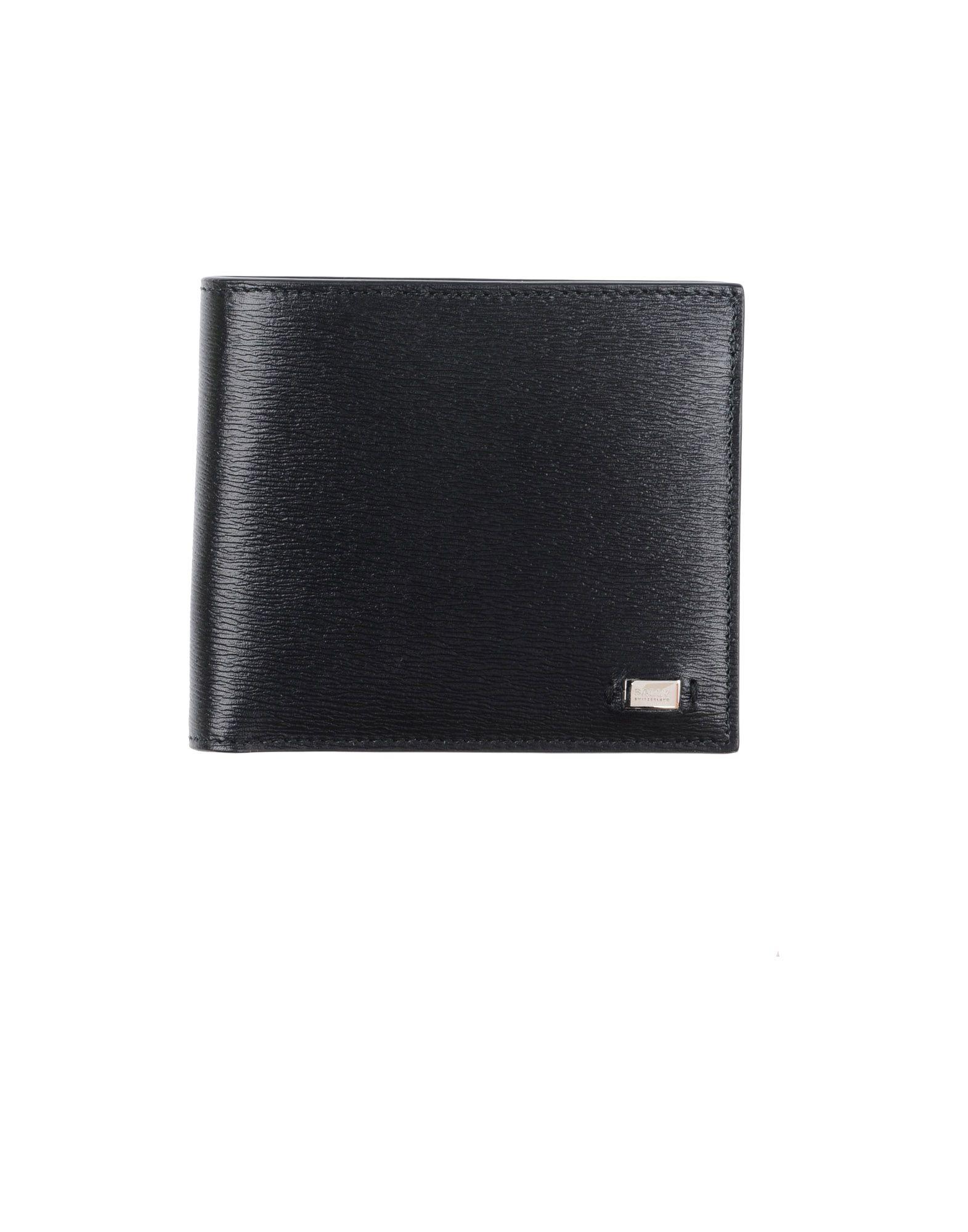 メンズ BALLY 財布 ブラック