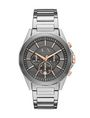 ARMANI EXCHANGE METALLIC MIX MULTIFUNCTION WATCH Watch Man f