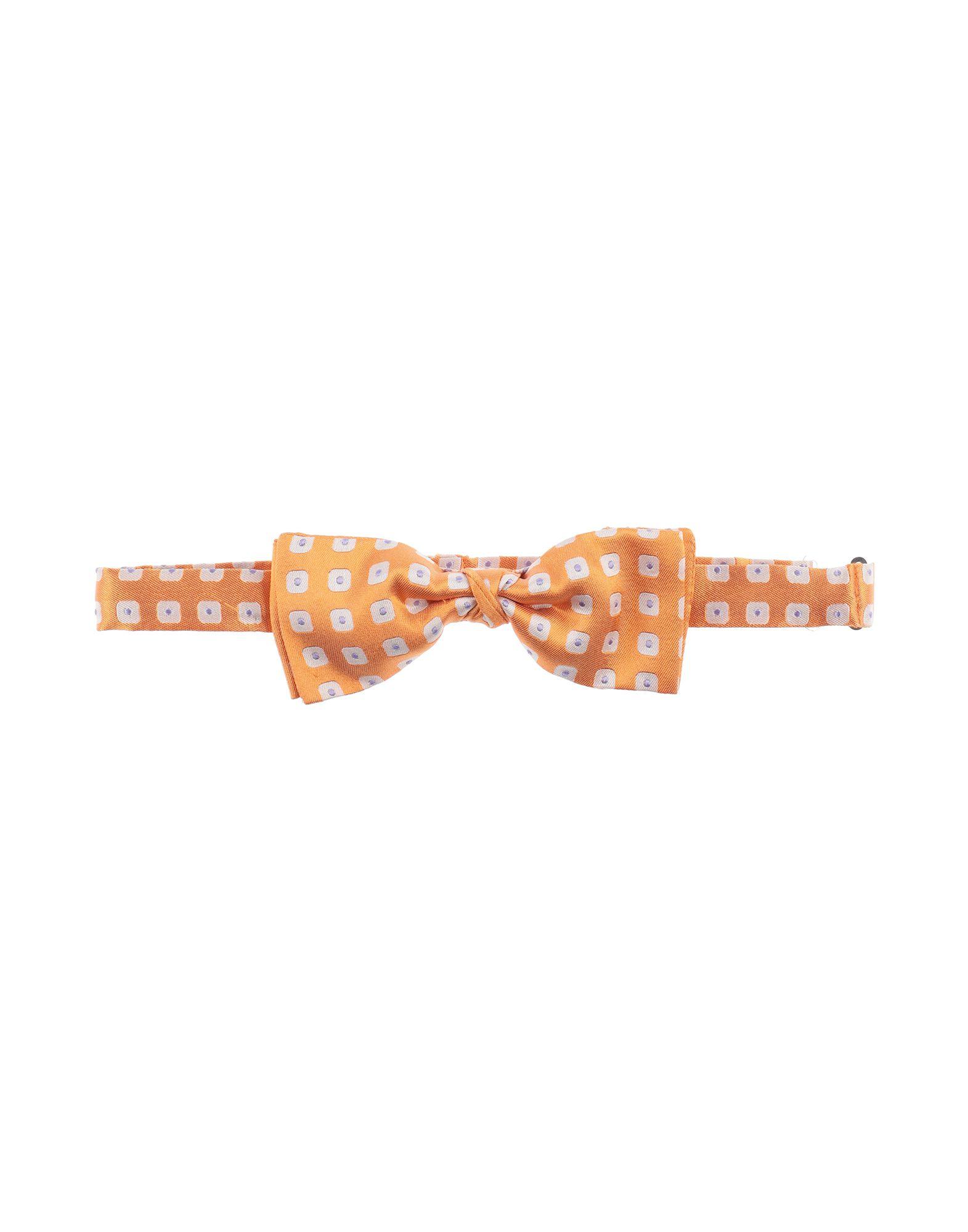 ETRO Галстук-бабочка not brand стильный коричневый галстук бабочка 61580