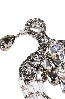 ALBERTA FERRETTI BIRD CRYSTAL BROOCH Brooch Woman e