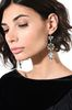 ALBERTA FERRETTI BLOOM CRYSTAL EARRINGS Earrings Woman r
