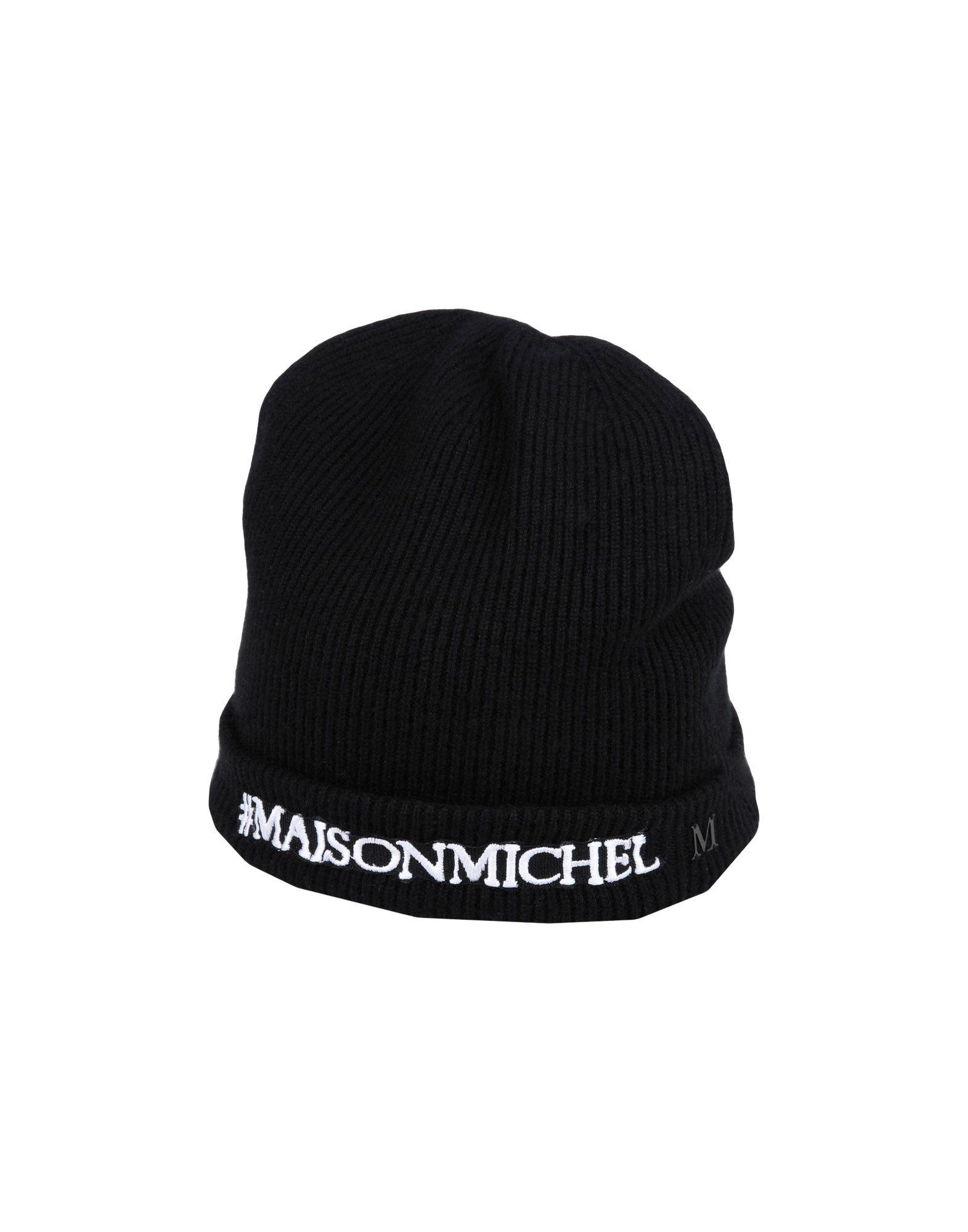 MAISON MICHEL Головной убор maison scotch головной убор