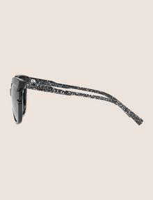 ARMANI EXCHANGE SPECKLED CUTOUT CAT-EYE SUNGLASSES Sunglass [*** pickupInStoreShipping_info ***] d