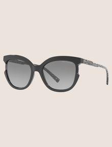 ARMANI EXCHANGE SPECKLED CUTOUT CAT-EYE SUNGLASSES Sunglass [*** pickupInStoreShipping_info ***] e