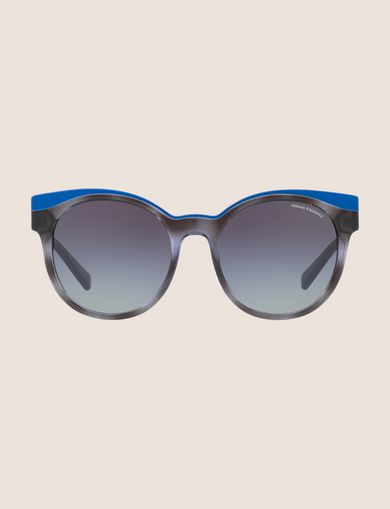 GREY TORTOISE DIPPED SUNGLASSES
