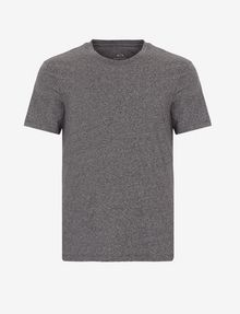 ARMANI EXCHANGE RUNDHALS-T-SHIRT AUS PIMA-BAUMWOLLE Pima-T-Shirt [*** pickupInStoreShippingNotGuaranteed_info ***] r
