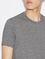 ARMANI EXCHANGE PIMA CREWNECK T-SHIRT Pima-T-Shirt Herren b