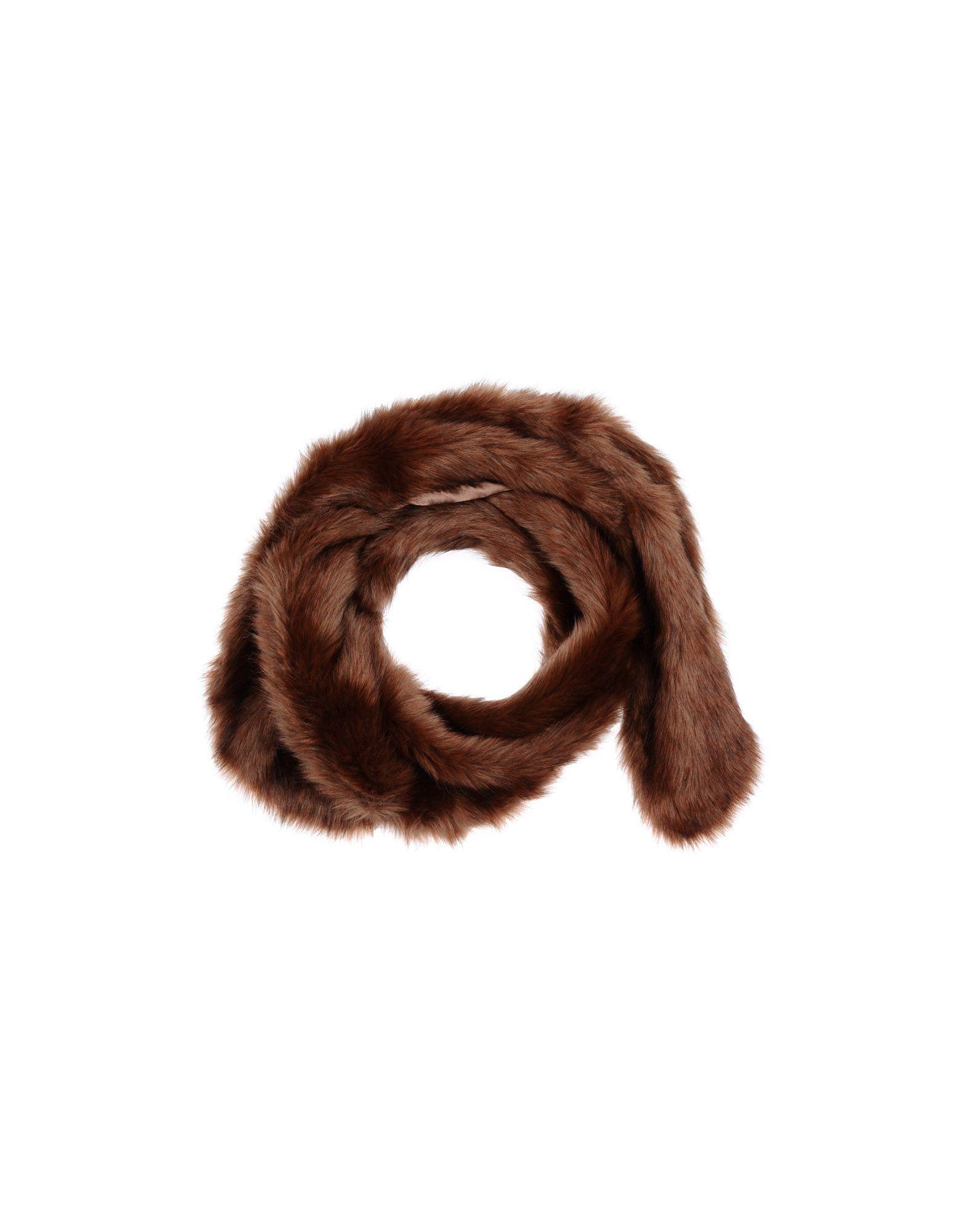 URBANCODE Damen Schal Farbe Mittelbraun Größe 1