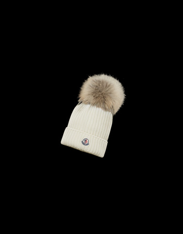 HAT Ivory New in Woman