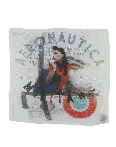 AERONAUTICA MILITARE ACCESSORIES Square scarves Women on YOOX.COM