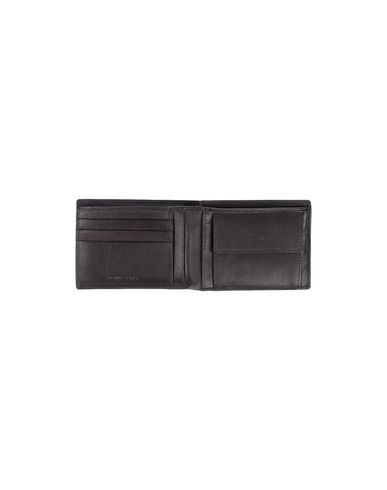 Фото 2 - Бумажник от BROOKSFIELD темно-коричневого цвета