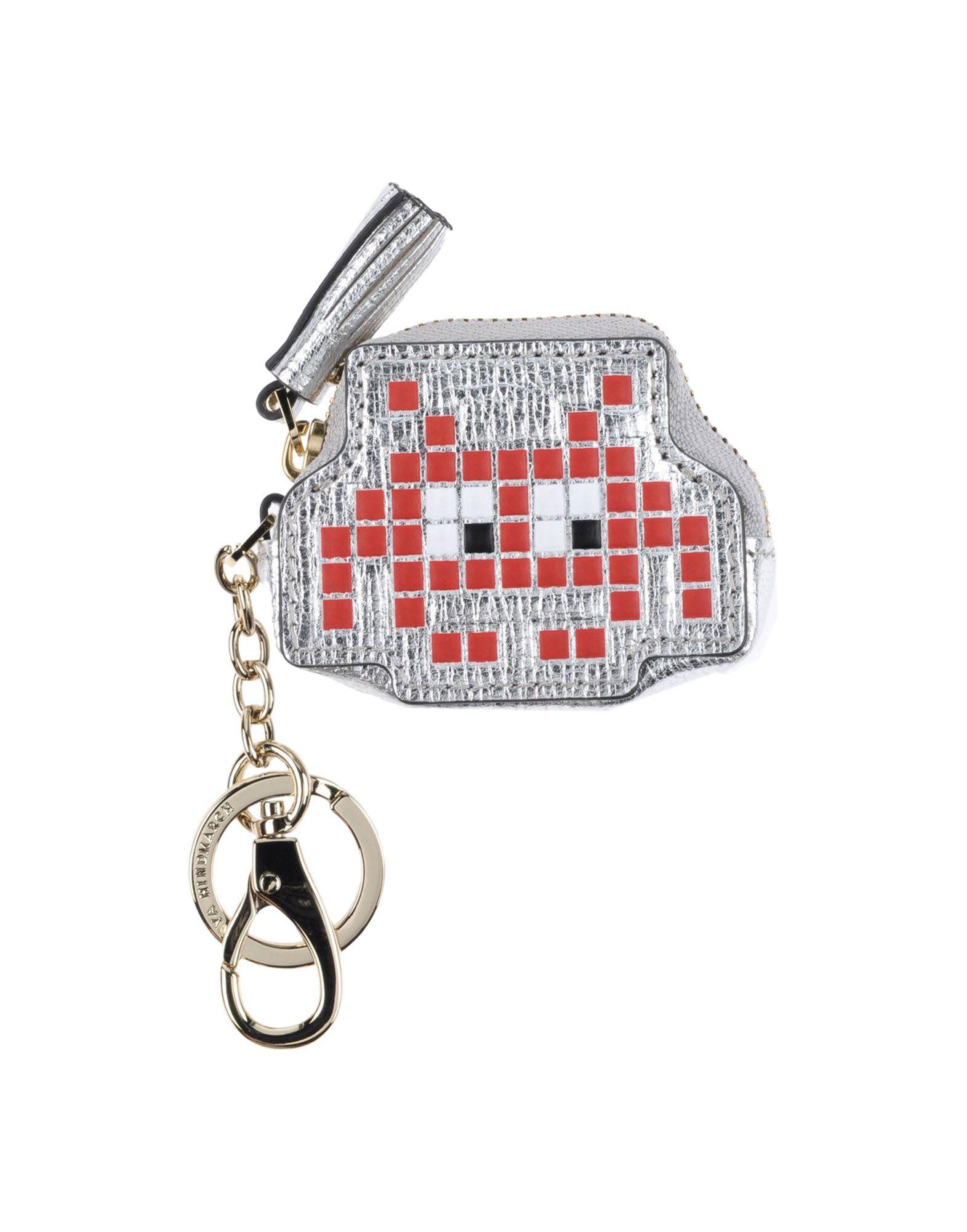 ANYA HINDMARCH Кошелек для монет pink dandelion design кожа pu откидной крышки кошелек для карты держатель для samsung j5prime