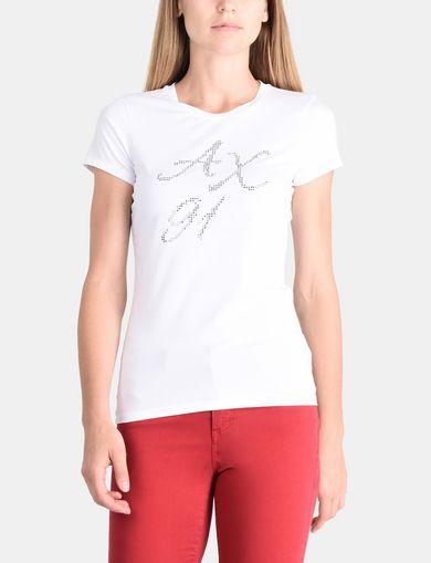 シャイニーロゴTシャツ