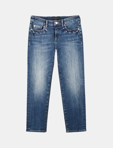 ARMANI EXCHANGE Boyfriend Denim Damen F