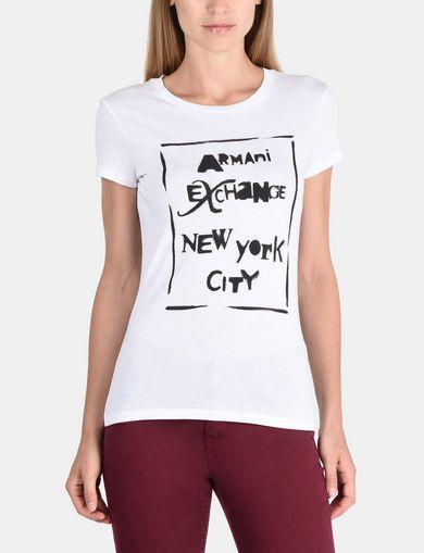 NYCプリントTシャツ