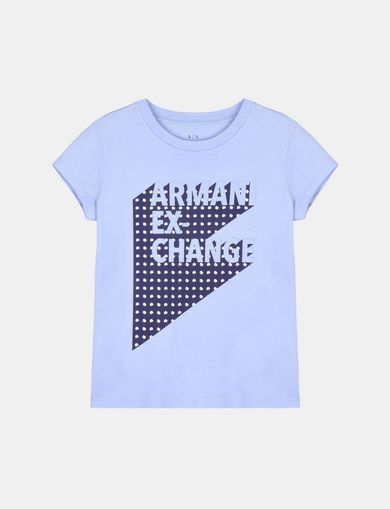 GIRLS A|X GRAPHIC DOT TEE