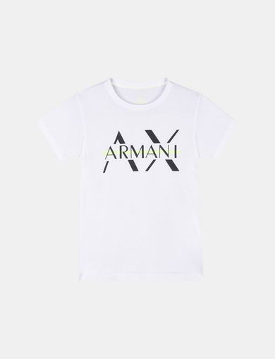 BOYS A|X HIGHLIGHT CREWNECK T-SHIRT