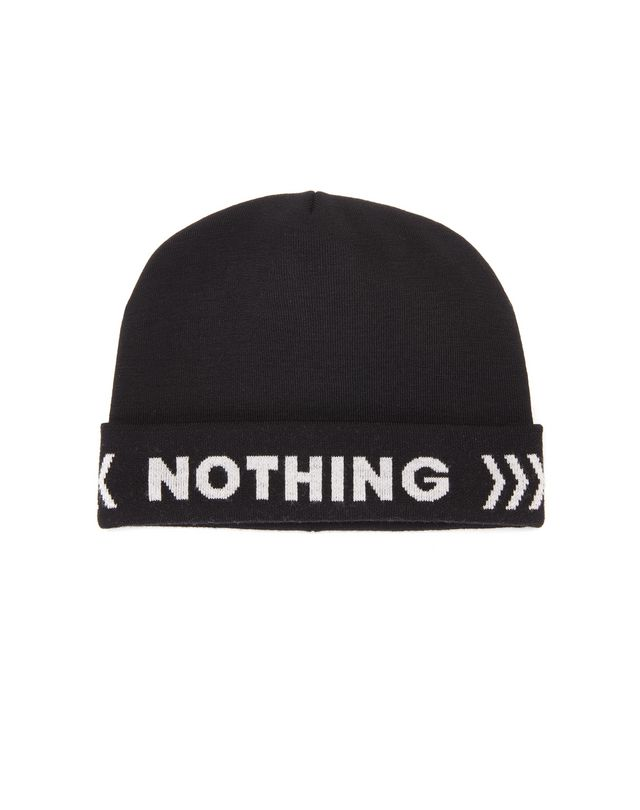 "LANVIN ""NOTHING"" BEANIE Hat U r"