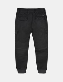 ARMANI EXCHANGE BOYS BRUSHED COTTON CARGO JOGGERS Jogger Man r