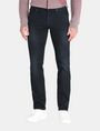 ARMANI EXCHANGE STRAIGHT FIT INDIGO OVERDYED JEANS STRAIGHT JEANS U f