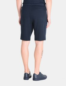 ARMANI EXCHANGE A|X VARSITY INSIGNIA SHORTS Fleece Short Man r