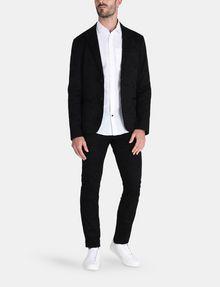 ARMANI EXCHANGE DOBBY DOT WELT POCKET SHIRT Long sleeve shirt Man a