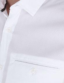 ARMANI EXCHANGE DOBBY DOT WELT POCKET SHIRT Long sleeve shirt Man e
