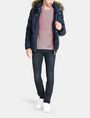 ARMANI EXCHANGE SLIM FIT OVERDYED INDIGO JEANS Slim fit JEANS Man a