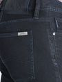 ARMANI EXCHANGE SLIM FIT OVERDYED INDIGO JEANS Slim fit JEANS Man e