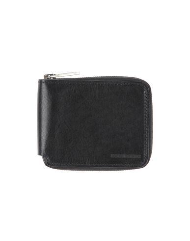 DSQUARED2 メンズ 財布 ブラック 革