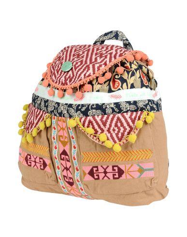 SCOTCH R'BELLE ガールズ 3-8 歳 バックパック&ヒップバッグ ブラウン 紡績繊維