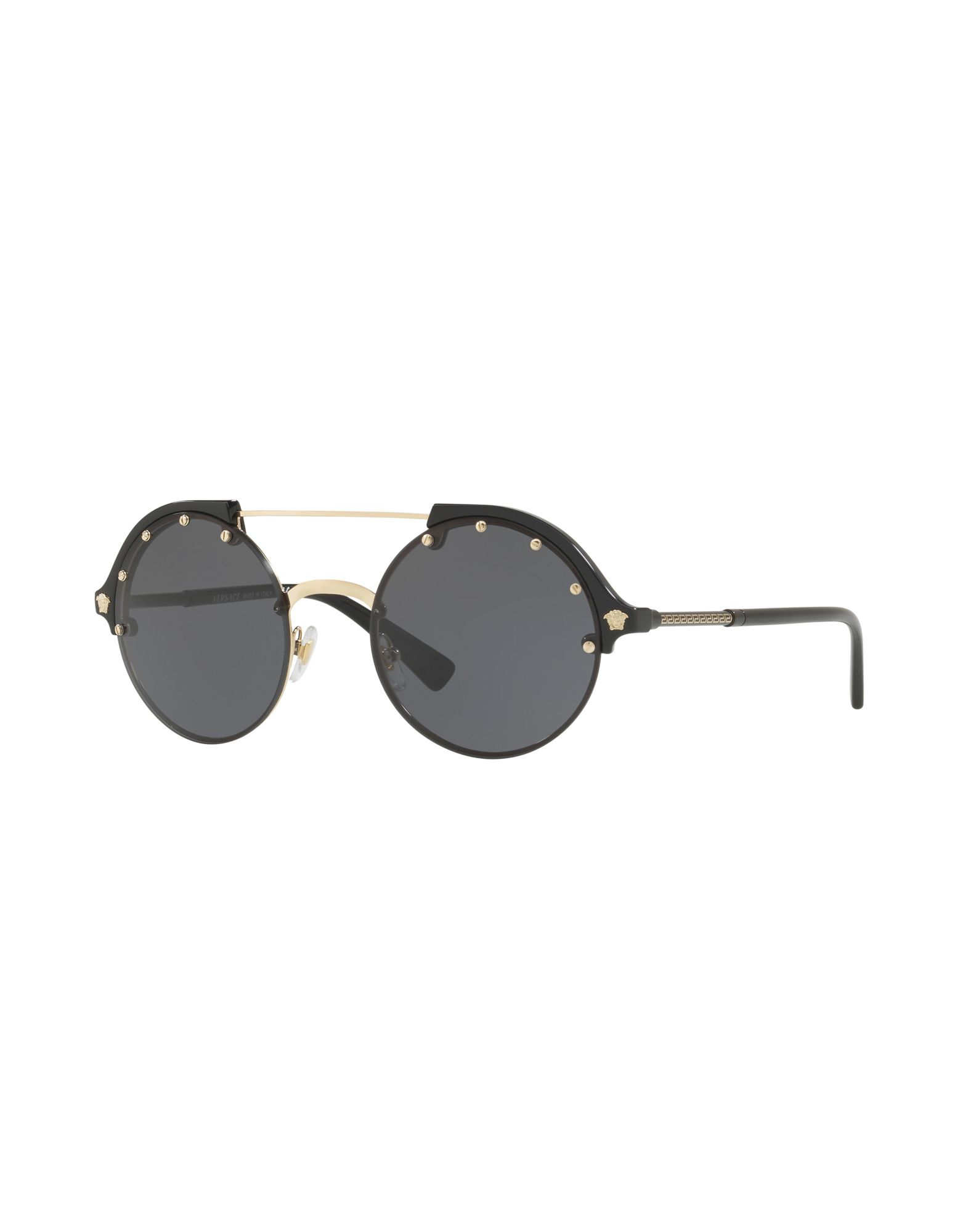 VERSACE Солнечные очки бусы из янтаря солнечные дни
