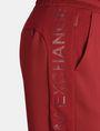 ARMANI EXCHANGE TONAL LOGO NEOPRENE SHORTS Fleece Short Man e
